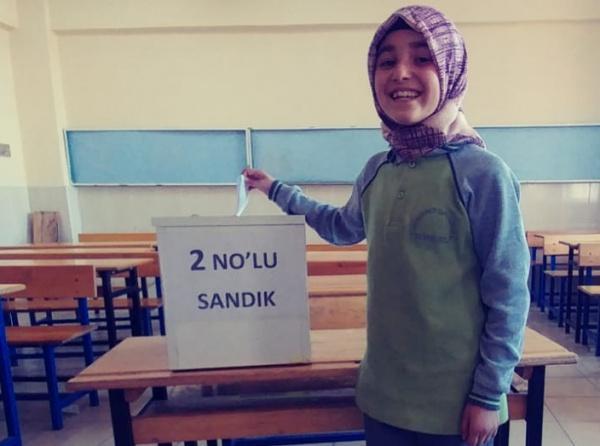 Okul Meclis Başkanlığı Seçimi Heyecanlı Geçti Işte Sonuçlar